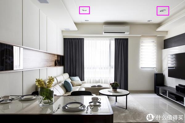 如何打造温柔又高级的灯光环境?从扔掉吸顶灯做起